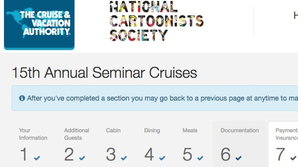 Cruise Booking Application
